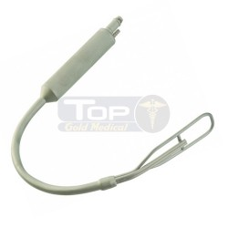 Aufricht Retractor - Fiber Optic Illumination-16cm
